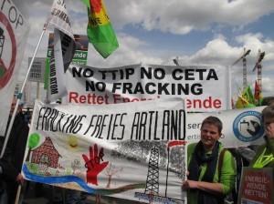 Fracking Freies Artland - STOP