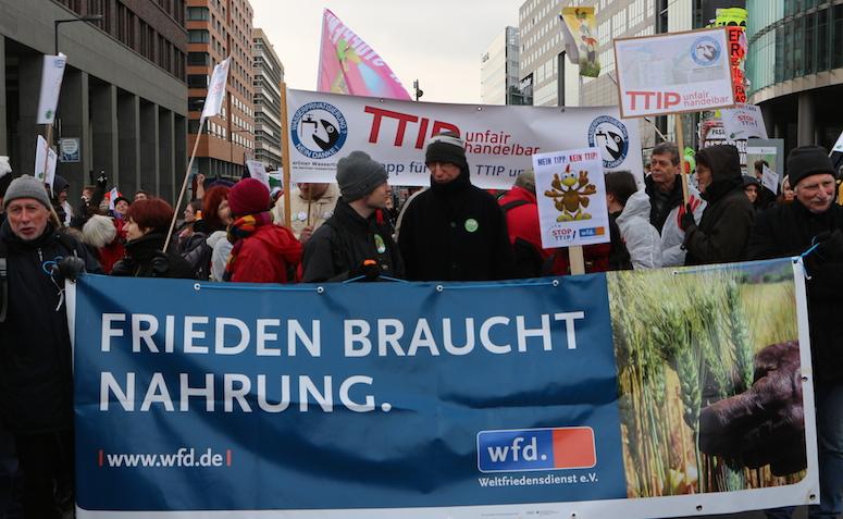 Gemeinsam gegen TTIO, CETA und TiSA