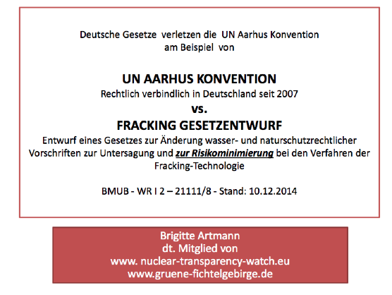UN  Aarhus Konvention