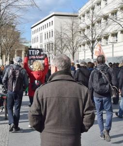 Aktionstag vor US-Botschaft