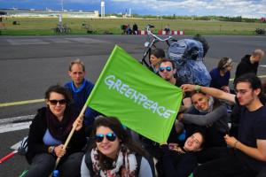 Greenpeace: Ein wichtiger Mitstreiter im Berliner Bündnis gegen TTIP-CETA-TiSA (Foto: Greenpeace)
