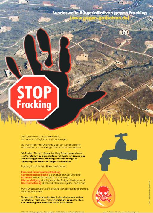 stop-fracking-plakat