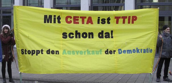 Ceta Versus Arbeitsrechte Berliner Wassertischberliner Wassertisch
