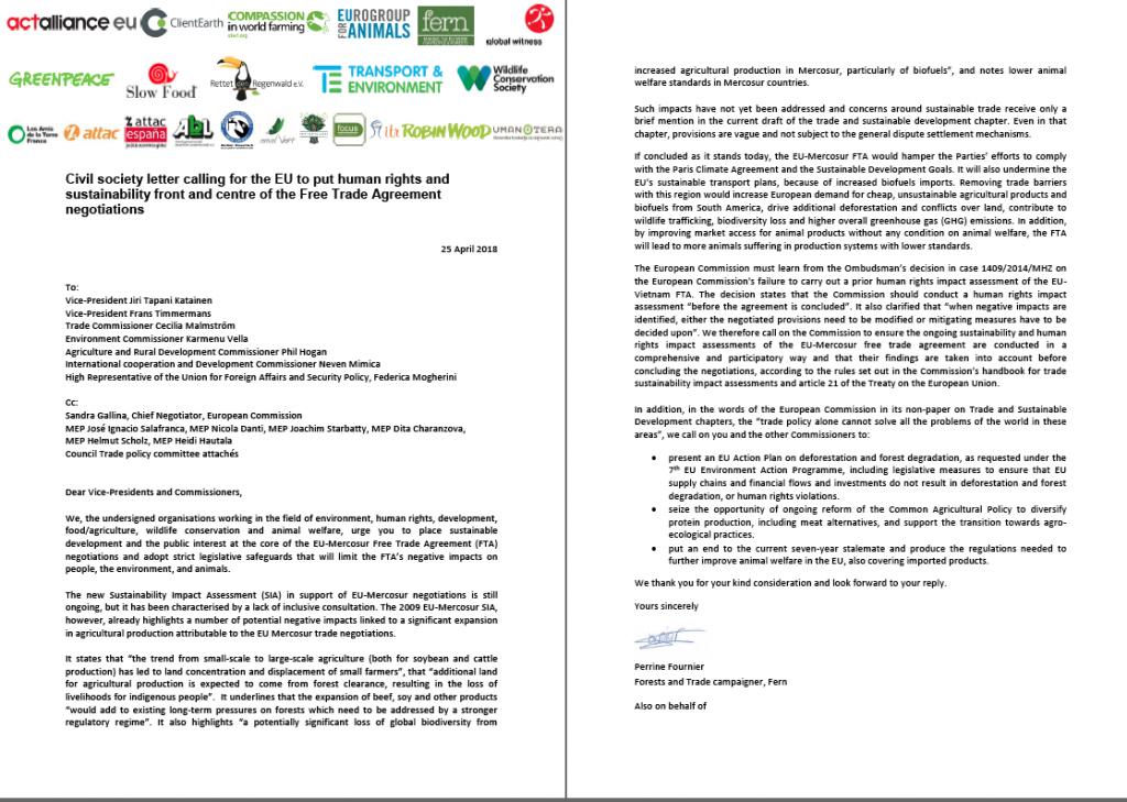 Offener Brief Zivilgesellschaft Fordert Die Eu Auf Menschenrechte